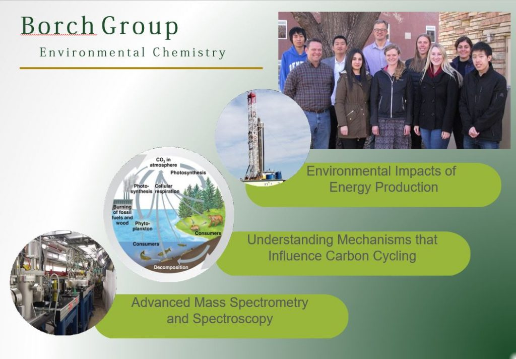 Picture of Borch Group presentation slide
